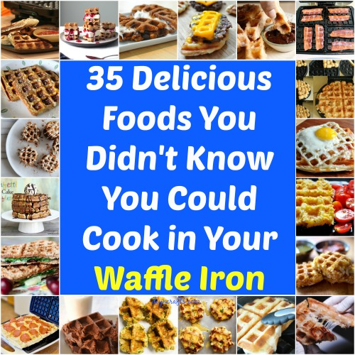 35 delicious foods you didnt know you could cook in your waffle easy recipes 35 delicious foods you didnt know you could cook in forumfinder Gallery