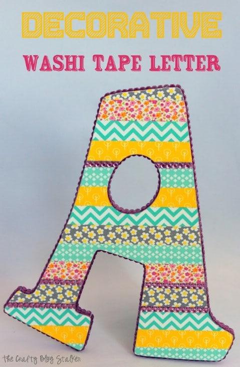 Wrapped Washi Tape