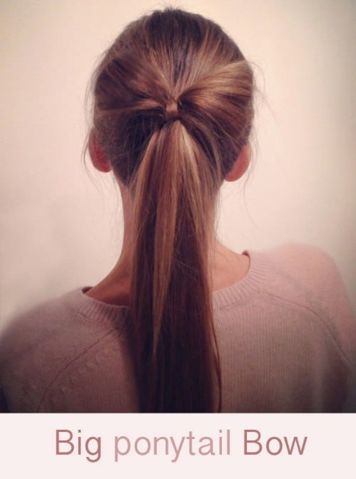 20 Perfect Ponytail Tutorials Turning The Ordinary Into