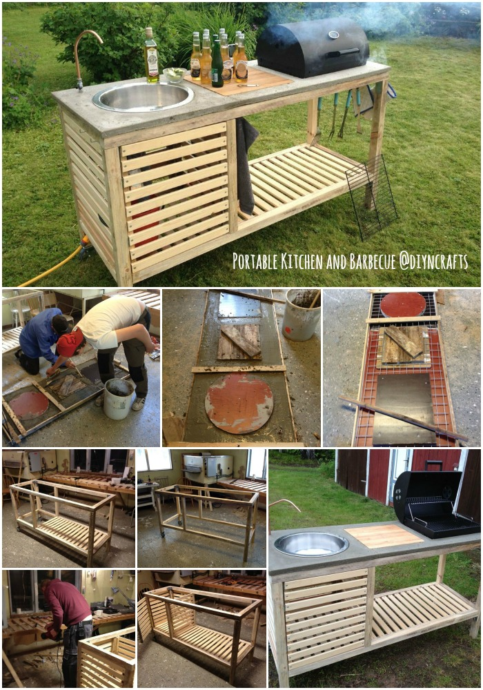 Brilliant Outdoor Project Build Your Own All In One