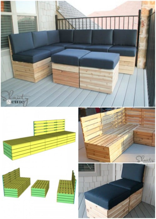 35 Ingenious Outdoor Pallet Projects For All Types Of DIYers