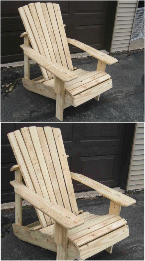 Traditional Adirondack Chair
