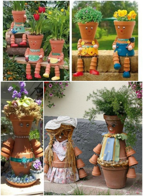 27 Decorative Terra Cotta Crafts To Beautify Your Outdoor Spaces