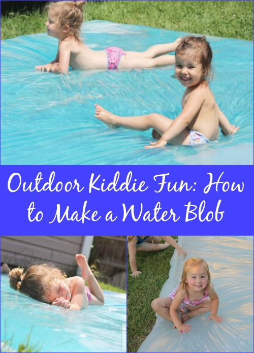 how to make a kiddie pool