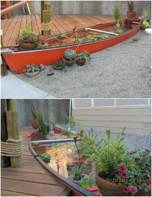 Canoe Feature
