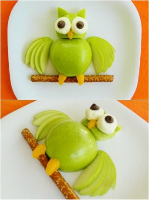 Apple Owls