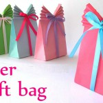 That's a Wrap! How to Make Your own Gift Bag (It's so Easy!)