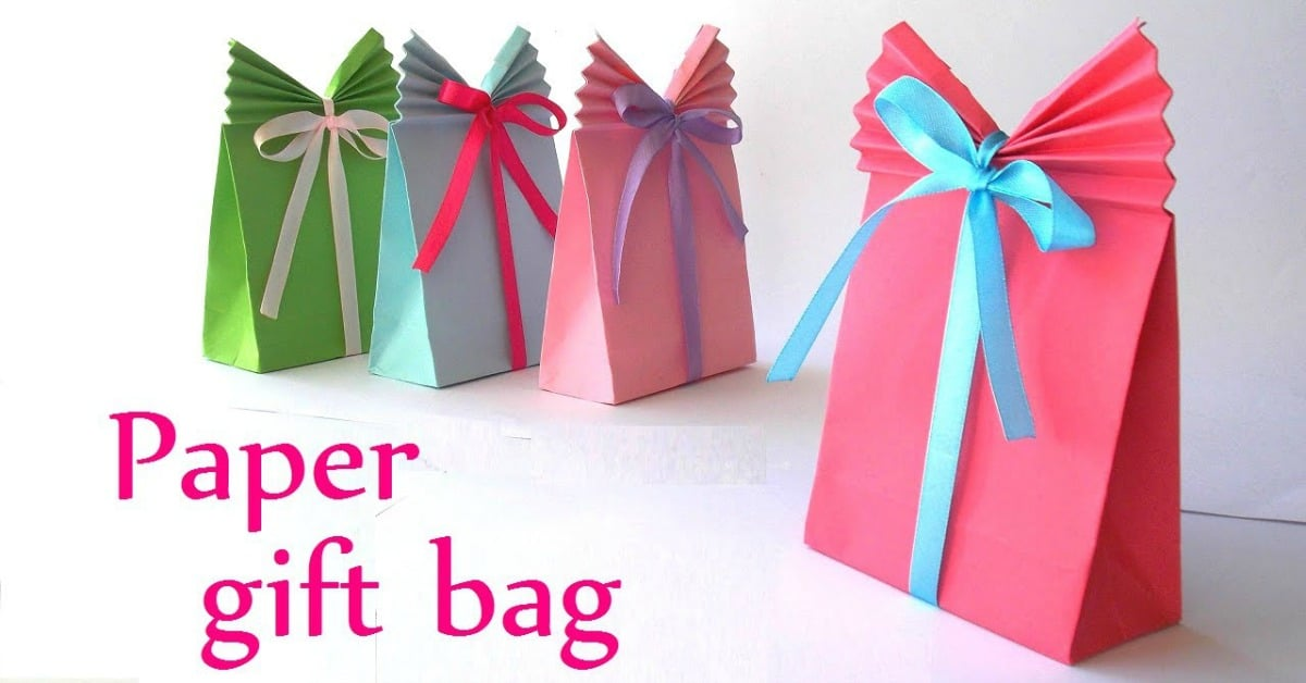 Make Your Own Gifts Thats a wrap how to make your own gift bag its so easy diy how to make your own gift bag its so easy diy crafts sisterspd