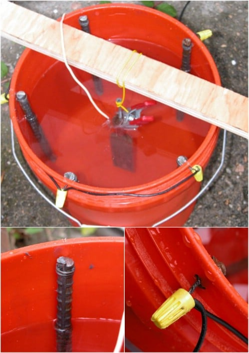 Step 2 - Rusty Tools? Try this Incredible Electrolytic Rust Removal Trick