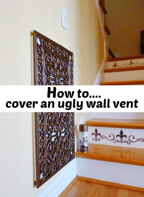 Wall Vent Cover