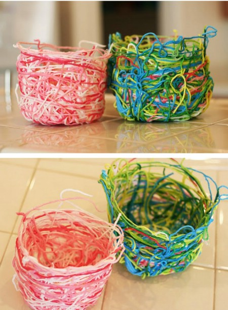 20 Easy and Cute DIY Yarn Projects