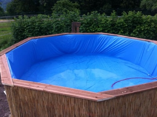 Marvelous How Make Your Own Pallet Pool U2013 Beat The Heat And Splash Around In Style!