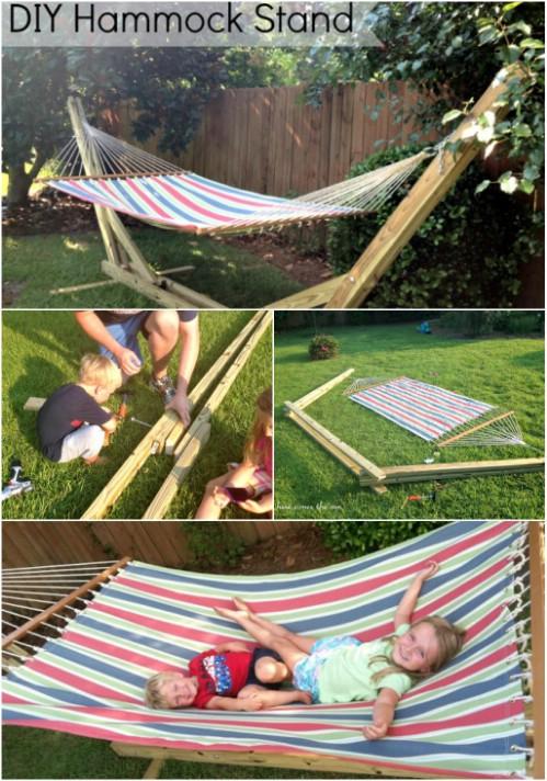 8-diy-hammock-stand