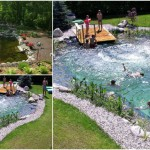 Magical Outdoor DIY: How Make An All-Natural Swimming Pond