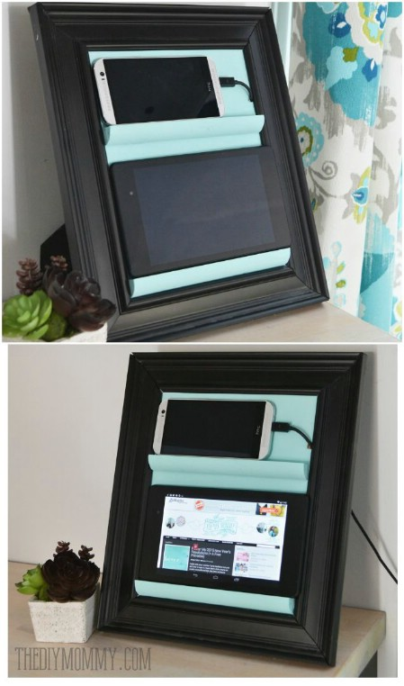Tablet Holder and Charger