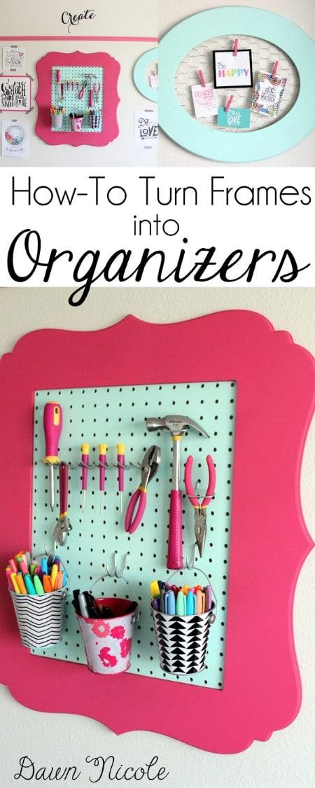 Craft Room Organizers