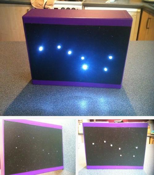 Constellation Night Light