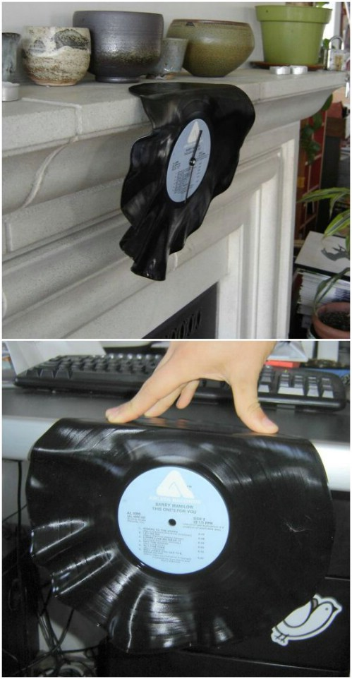 Melted Record