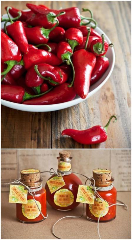 Sriracha/Hot Sauce