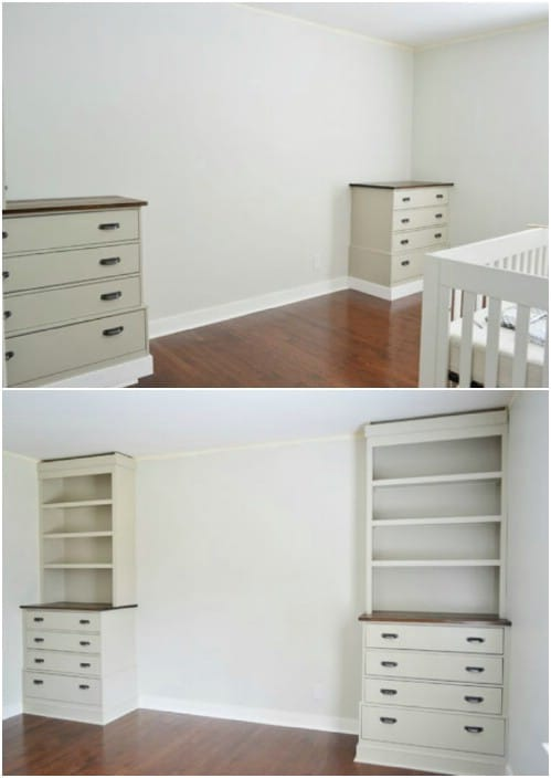 Superbe Dressers And Shelving