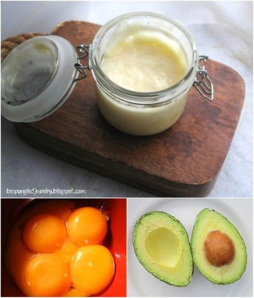Avocado Oil, Homemade Mayo, Raw Honey