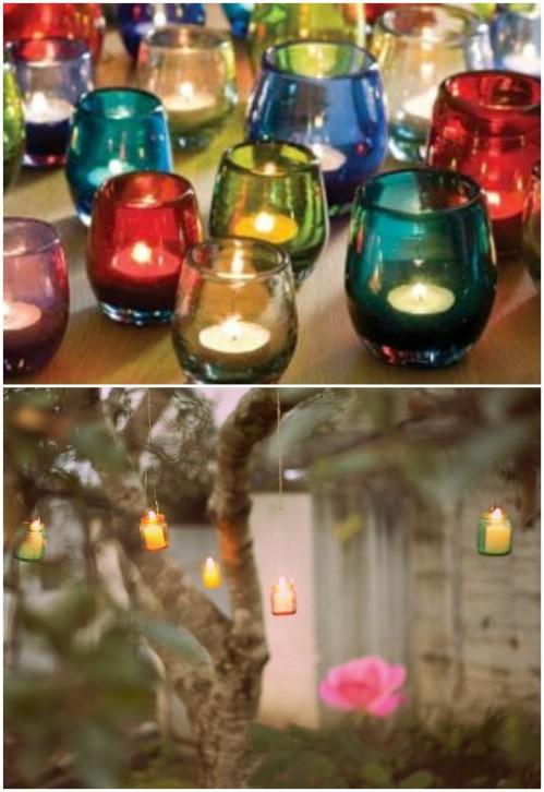 Dyed Luminaries