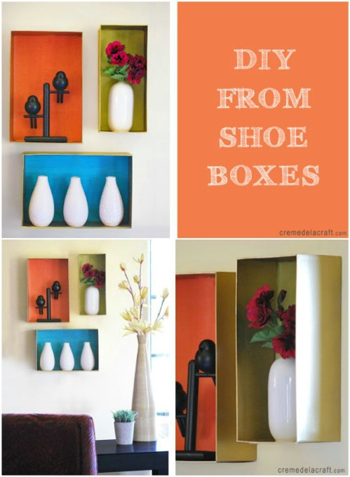 Boxy Shelves