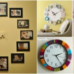 27 Dazzling DIY Clocks – Isn't it about Time for an Upgrade?