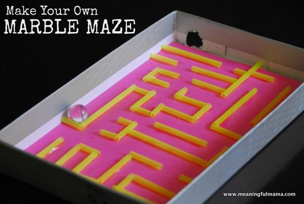 Marble Maze