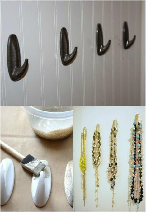 Painted command hooks
