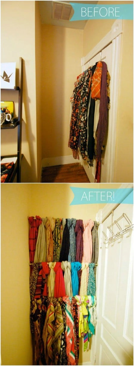 8+ Tension Rod Hacks for Your Home |Tension Rod Hacks, Tension Rod Ideas, Tension Rod Curtains, Home Decor, Home Decor Ideas, Home Decor Hacks, Budget Home Decor, Budget Home Decor Ideas