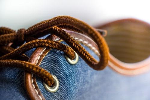 Prevent Unravelling Shoelaces