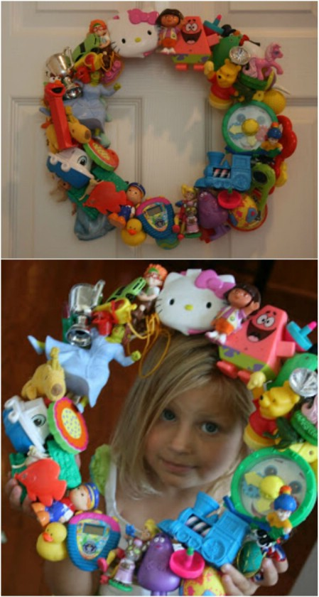 25 Playful and Quirky Ways to Repurpose Kids\' Toys – It\'s All about ...