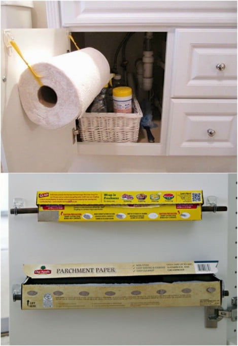 30 Wonderful Ways To Organize Your Life With Command Hooks