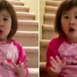 This 6-Year-Old Girl Drops a Serious Truth Bomb on Her Divorced Mom