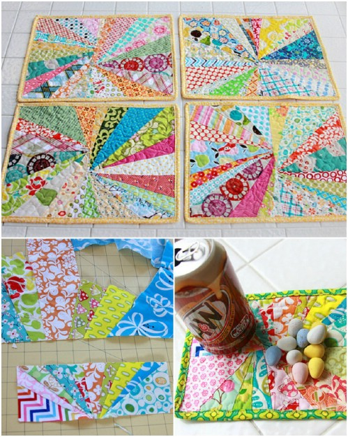 How To Use Fabric Scraps For Crafts