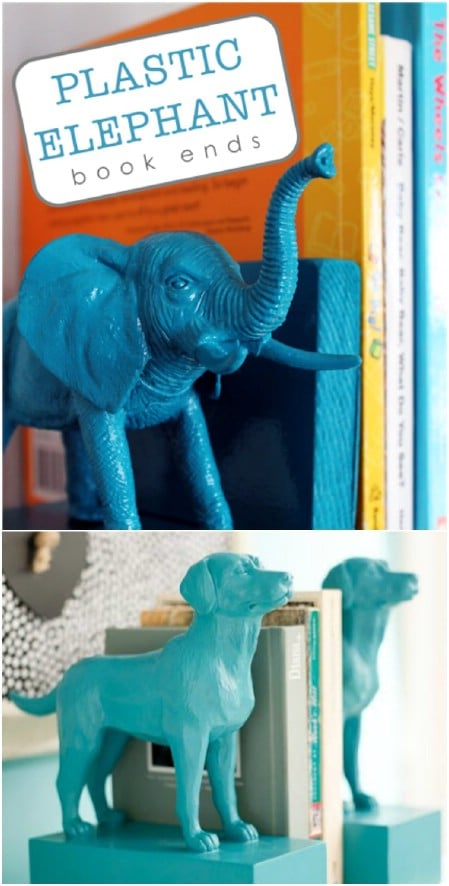 Create Your Own Bookends