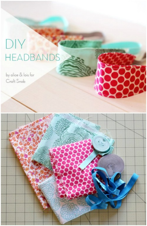 9cffc0d629ed1e 100 Brilliant Projects to Upcycle Leftover Fabric Scraps - DIY   Crafts