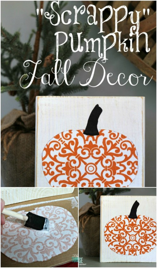 Pumpkin Fall Décor