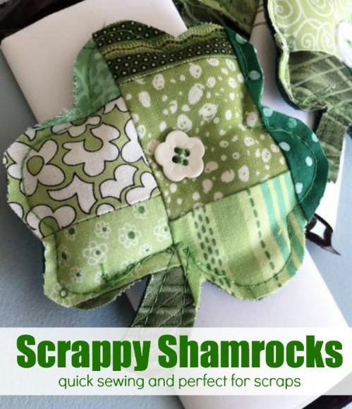 Scrap Shamrock