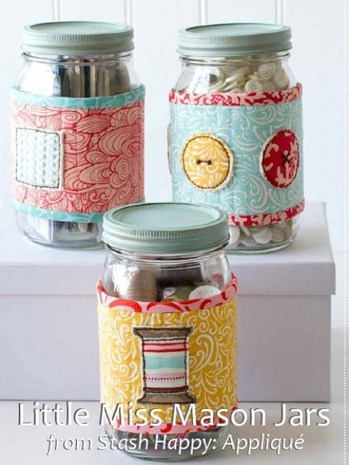 Little Miss Mason Jars
