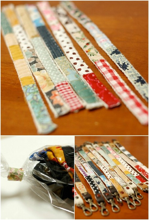 DIY Fabric Tape