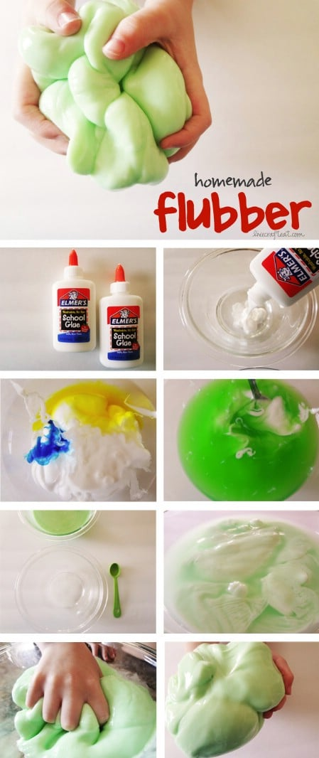 Make Flubber.