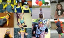21 Frighteningly Adorable DIY Halloween Costumes for Babies