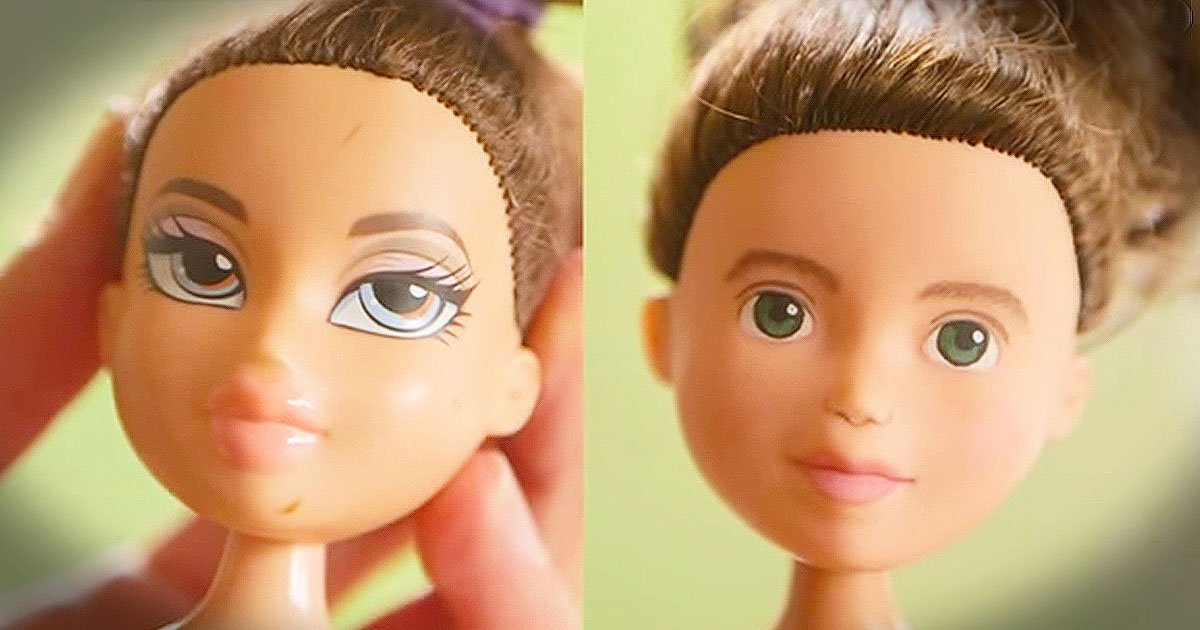 How To Give Bratz Dolls A Complete Makeover Diy Crafts
