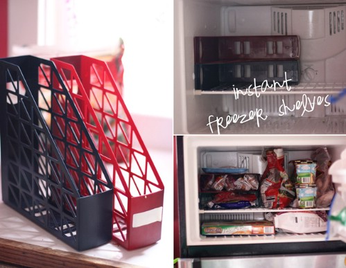 Magazine Holder Shelves