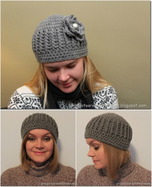 71dad91e245 20 Gorgeous Crochet Hats to keep You Feeling Warm and Looking Good ...
