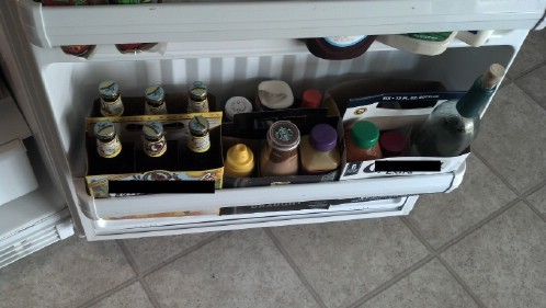 Six Pack Condiment Organizer