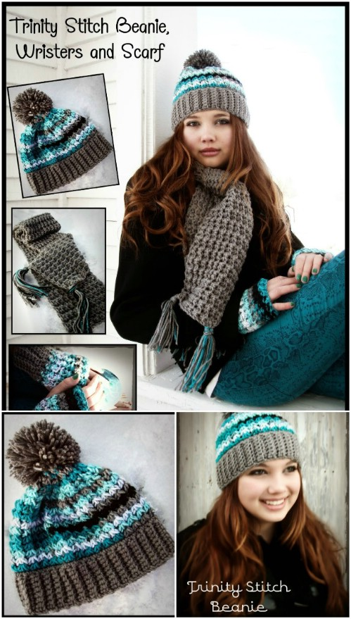 20 Gorgeous Crochet Hats to keep You Feeling Warm and Looking Good ...