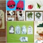 35 Jolly and Crafty Gift Tags to Make Your Presents Look Extra Special this Year